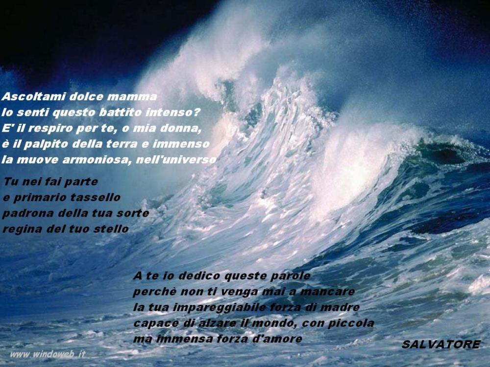 Il mare in una goccia